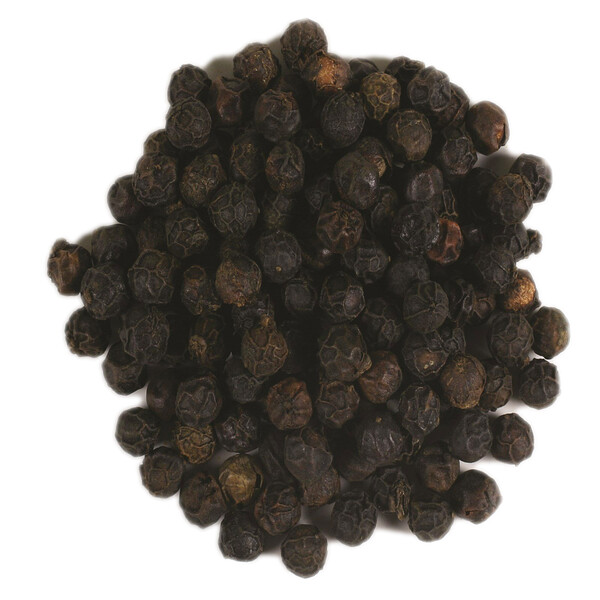 Whole Black Peppercorns, 16 oz (453 g)