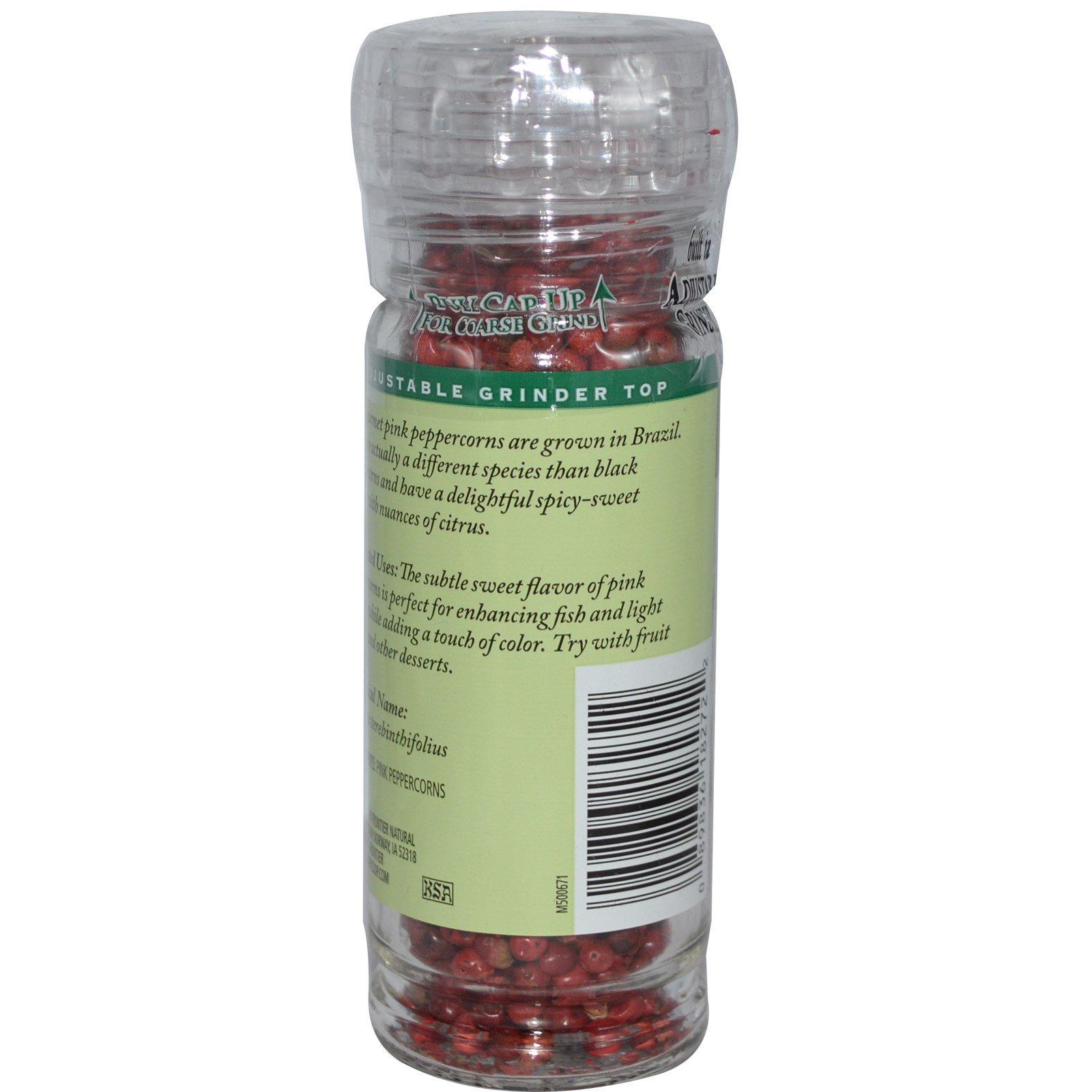 Frontier Natural Products, Розовый перец 0.88 унции (25 г)
