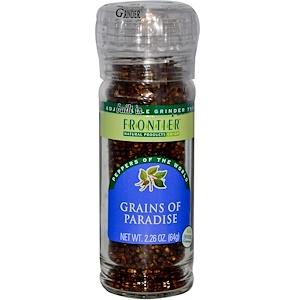 Фронтьер Нэчурал Продактс, Grains of Paradise, 2.26 oz (64 g) отзывы