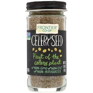Фронтьер Нэчурал Продактс, Celery Seed, 1.83 oz (52 g) отзывы покупателей
