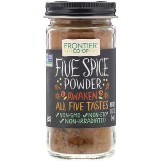 Frontier Natural Products, Five Spice Powder, 1.92 oz (54 g)