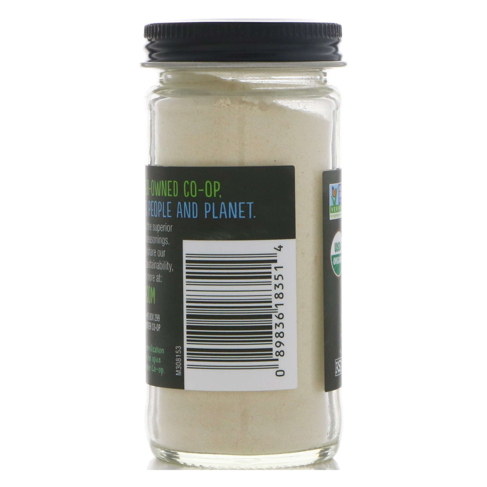 Frontier Natural Products Organic Garlic Powder