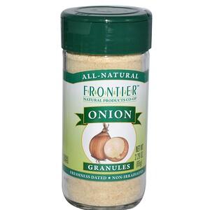 Фронтьер Нэчурал Продактс, Onion, Granules, 2.29 oz (65 g) отзывы