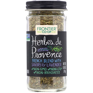 Frontier Natural Products, Herbes De Provence, French Blend with Savory & Lavender , 0.85 oz (24 g)