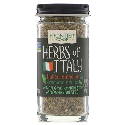 Herbs of Italy, Italian Blend Aromatic Herbs, 0.80 oz (22 g)