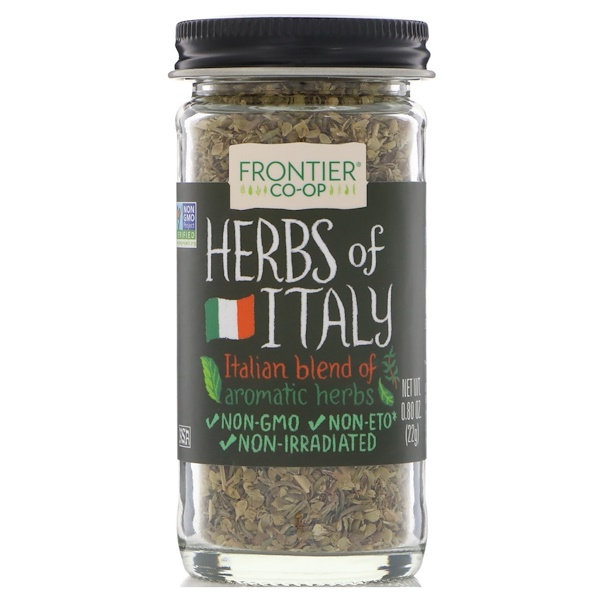 Herbs of Italy, Italian Blend of Aromatic Herbs, 0.80 oz (22 g)