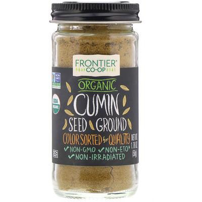 Купить Органические семена зиры, молотые, 1, 76 унции (50 г)