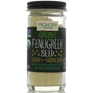 Фронтьер Нэчурал Продактс, Organic Fenugreek Seed, Ground, 2.00 oz (56 g) отзывы
