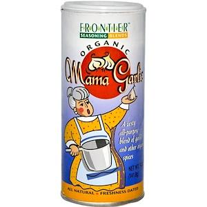 Фронтьер Нэчурал Продактс, Organic Mama Garlic, 5 oz (141.8 g) отзывы покупателей
