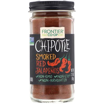 Купить Chipotle, Smoked Red Jalapenos, 2.15 oz (61 g)