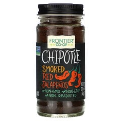 Frontier Natural Products, 辣椒粉,煙熏墨西哥辣椒風味,2.15 盎司(61 克)