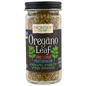 Фронтьер Нэчурал Продактс, Oregano Leaf, 0.38 oz (11 g) отзывы