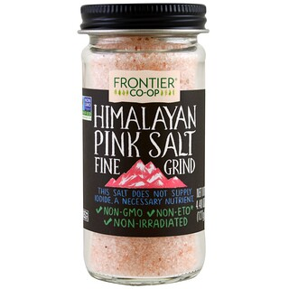 Frontier Natural Products, Himalayan Pink Salt, Fine Grind, 4.48 oz (127 g)