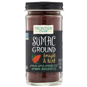 Фронтьер Нэчурал Продактс, Ground Sumac, 2.10 oz (59 g) отзывы покупателей