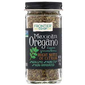 Frontier Natural Products, Mexican Oregano,  0.59 oz (16 g)