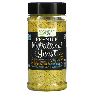 Frontier Natural Products, Premium Nutritional Yeast, 3.60 oz (102 g)