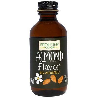 Almond Flavor, Alcohol-Free, 2 fl oz (59 ml) centella water alcohol free toner 5 07 fl oz 150 ml
