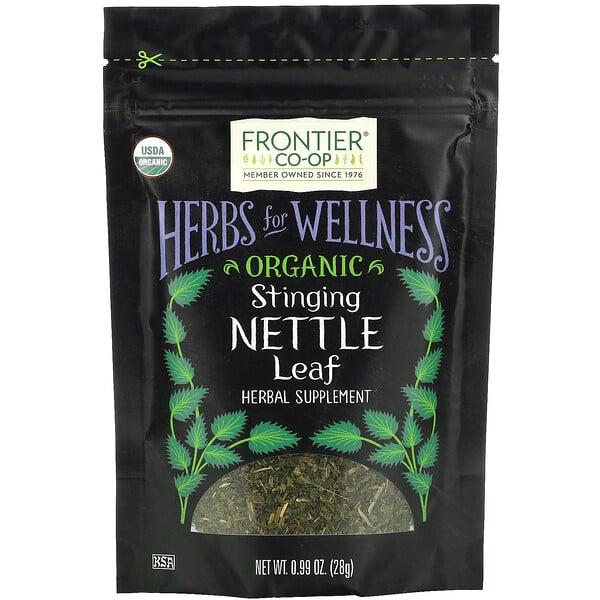 Organic Stinging Nettle Leaf, 0.99 oz (28 g)