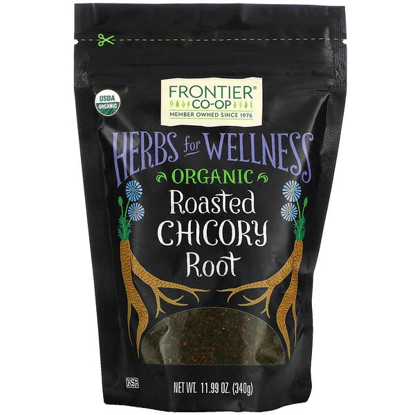 Organic Roasted Chicory Root, 11.99 oz (340 g)