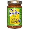 Frontera, Gourmet Mexican Salsa, Medium, Jalapeño Cilantro, 16 oz (454 g)