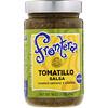 Frontera, Tomatillo Salsa, Medium, 16 oz (454g)