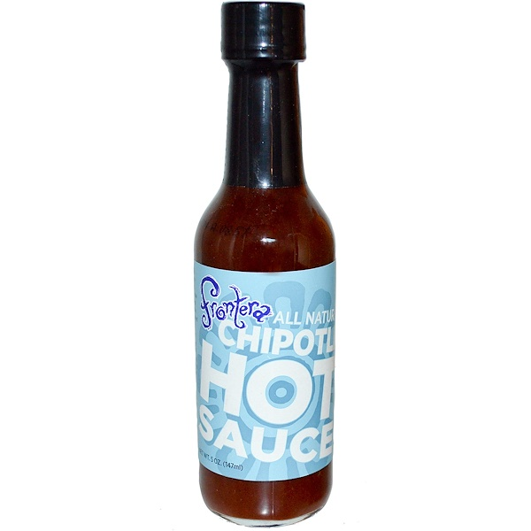 Frontera, Chipotle, Hot Sauce, 5 oz (147 ml) (Discontinued Item)