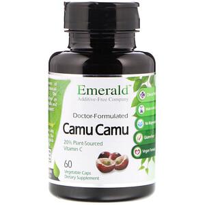 Эмеральд Лабораторис, Camu Camu, 60 Vegetable Caps отзывы