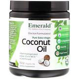 Отзывы о Emerald Laboratories, Coconut Oil, Pure Extra Virgin, 16 oz