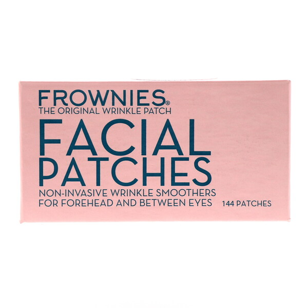 Frownies, Patches Faciais, Para a testa e zona entre os olhos, 144 Patches
