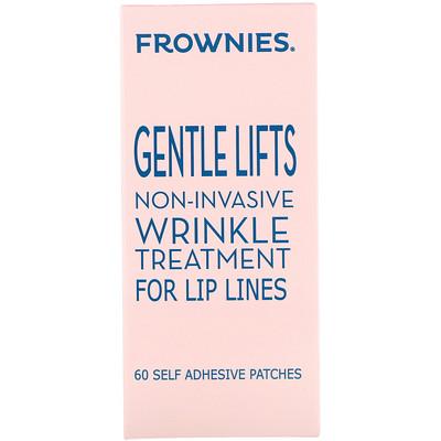 Мягкий лифт-эффект, средство от морщин для линии губ, 60 самоклеющихся наклеек  - купить со скидкой