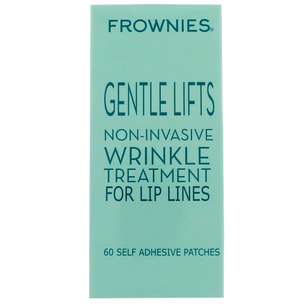 Frownies, Gentle Lifts, 60 Self Adhesive Patches