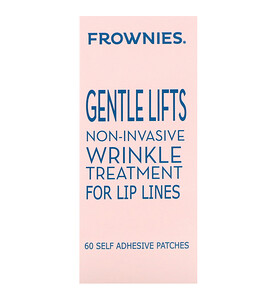 Фраунис, Gentle Lifts, Wrinkle Treatment for Lip Lines, 60 Self Adhesive Patches отзывы