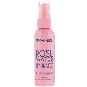 Фраунис, Rose Water Hydrator Spray, 2 oz (59 ml) отзывы покупателей