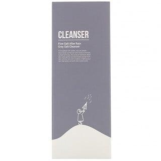 First Salt After Rain, Grey Salt Cleanser, 150 g