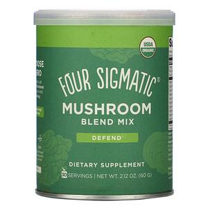 Фор Сигматик, Mushroom Blend Mix, 2.12 oz (60 g) отзывы покупателей