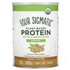 Four Sigmatic, Plant-Based Protein with Superfoods, Peanut Butter, 1.32 lbs (600 g)