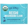 Four Sigmatic, Reishi Mushroom Elixir Mix, 20 Packets, 0.1 oz (3 g) Each