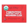 Four Sigmatic, Cordyceps, Mushroom Elixir Mix, 20 Packets, 0.1 oz (3 g) Each