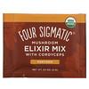 Four Sigmatic, Mushroom Elixir Mix with Cordyceps, 20 Packets, 0.1 oz (3 g) Each
