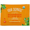 Four Sigmatic, Lion's Mane, Mushroom Elixir Mix, 20 Packets, 0.1 oz (3 g) Each