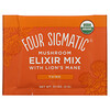 Four Sigmatic, Mushroom Elixir Mix with Lion's Mane, 20 Packets, 0.1 oz (3 g) Each