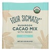 Four Sigmatic, Mushroom Cacao Mix with Reishi, 10 Packets, 0.21 oz (6 g) Each