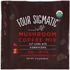 Four Sigmatic, Mushroom Coffee Mix, Rich + Smooth, 10 Packets, 0.09 oz (2.5 g) Each