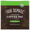 Four Sigmatic, قهوة الفطر الممزوجة بفطر شاجا، 10 أكياس، 0.09 أونصة (2.5 جم) كل كيس