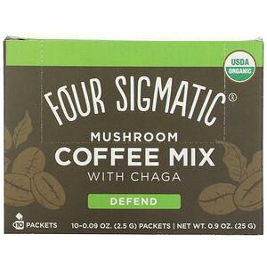Four Sigmatic, チャーガ入りマッシュルームコーヒーミックス