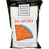 Food Should Taste Good, رقائق التورتيا الطبيعية تماماً، خالبينيو، 5.5 أونصة (156 غرام)