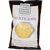 Food Should Taste Good, All Natural Tortilla Chips, Multigrain, 5.5 oz (156 g)
