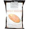 Food Should Taste Good, رقائق التورتيلا الطبيعية كلياً، بطاطا حلوة ، 5.5 أوقية (156 غرام)