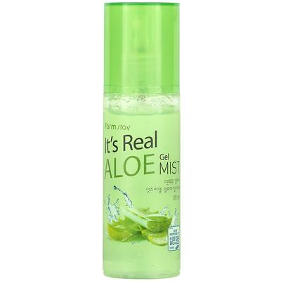 Купить Farmstay It's Real Aloe Gel Mist, 120 ml