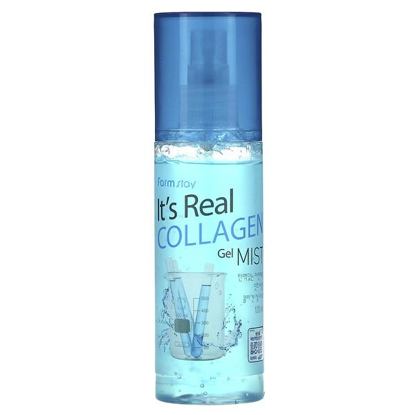 It's Real Collagen Gel Mist, 120 ml